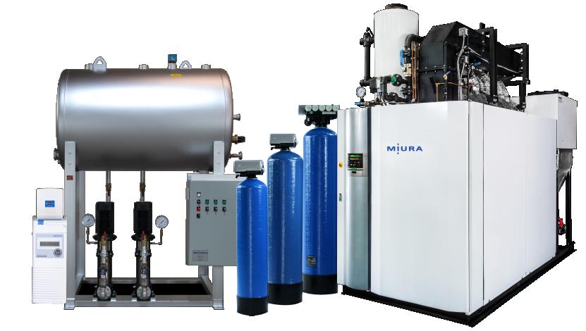 Miura LX Boiler